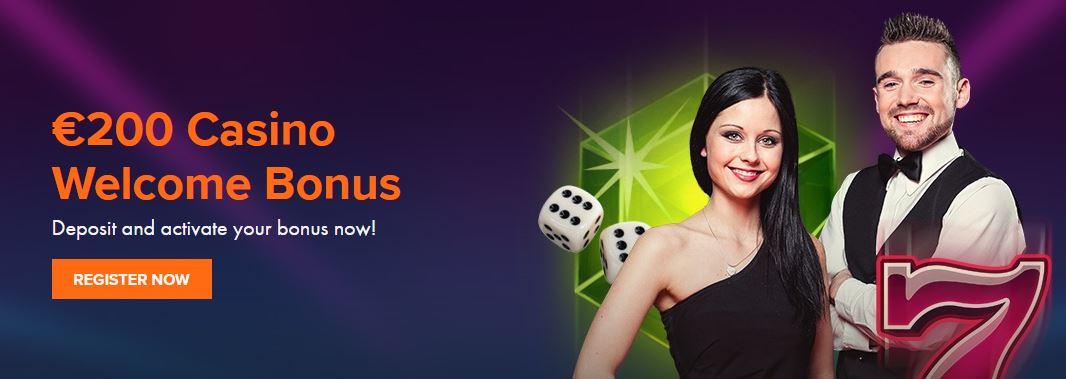 Kroon-Casino-welcome bonus