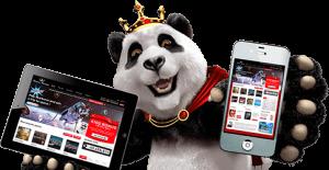 Royal-Panda-Mobile-Phone