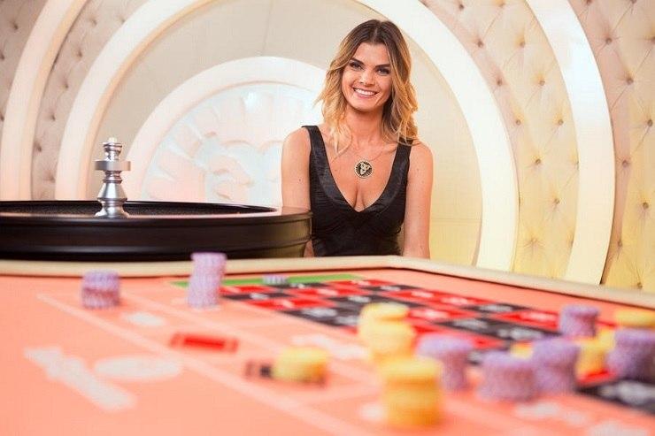 Live Roulette LeoVegas