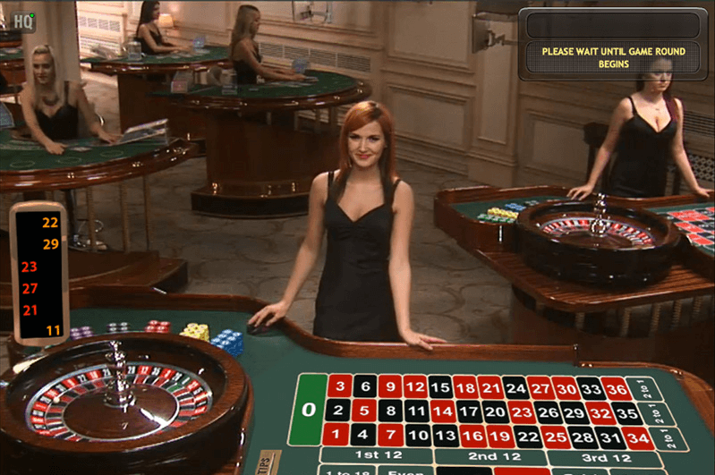 Live Casino Software Providers Table