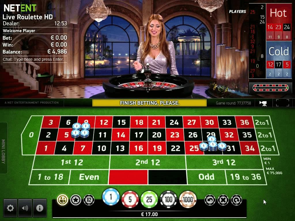 Rizk live casino VIP