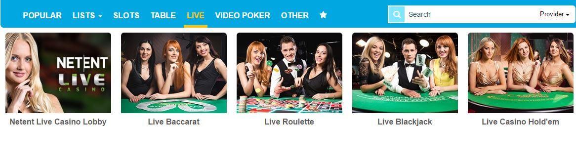 Casino Ventura Live Casino