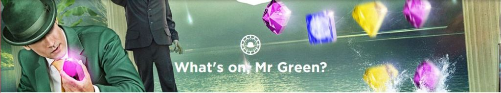 Mr. Green June