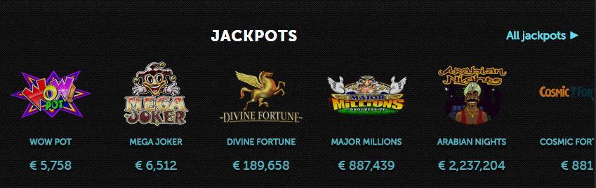 Winners Slot Games Spinson Live Casino