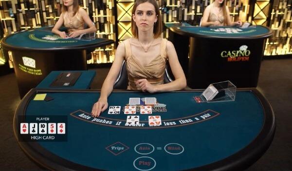 Texas Hold'em Poker Live