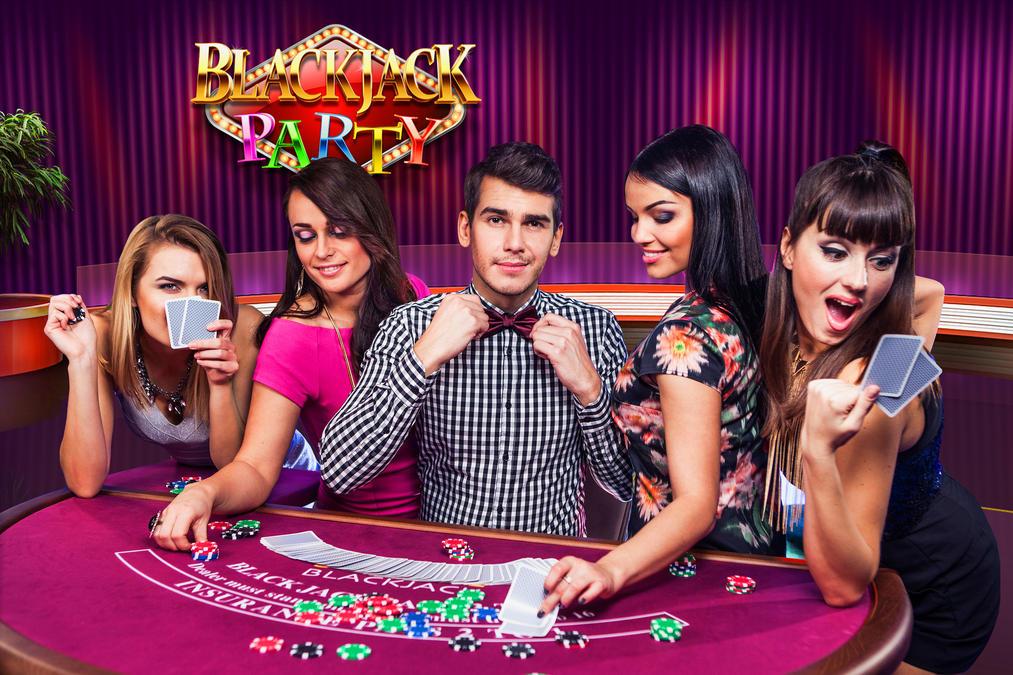 Evolution Gaming Live Blackjack