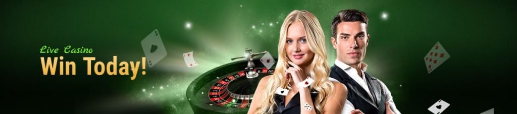 NetBet Live Casino Welcome