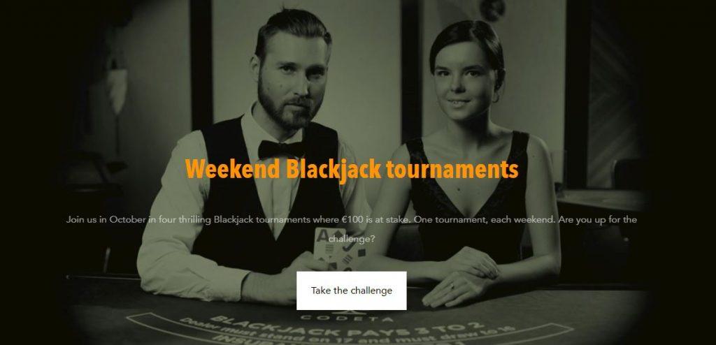 Blackjack Codeta2